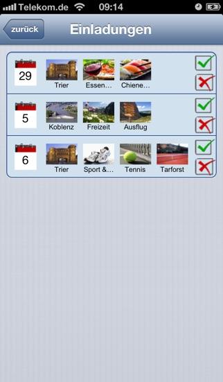 DateboardScreenshot von 5