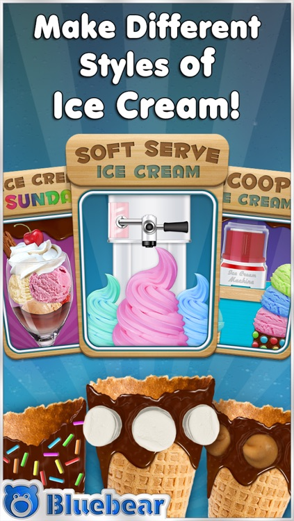 Ice Cream! - by Bluebear screenshot-3