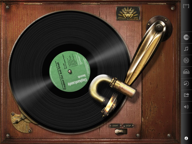 vinyl the real record player on the app store