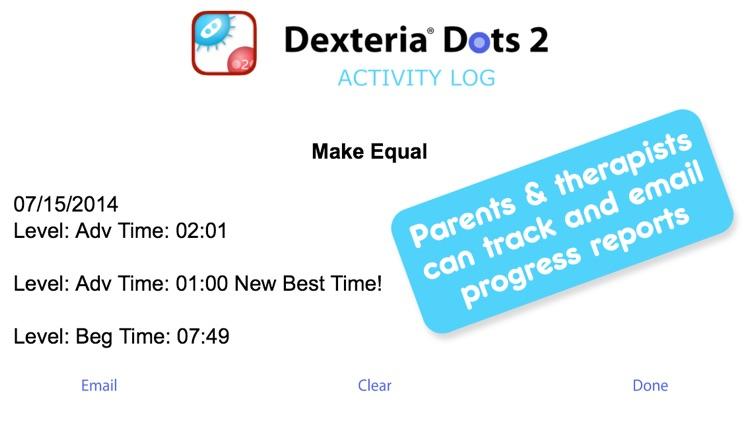 Dexteria Dots 2 - Fine Motor Skills and Math Concepts screenshot-4