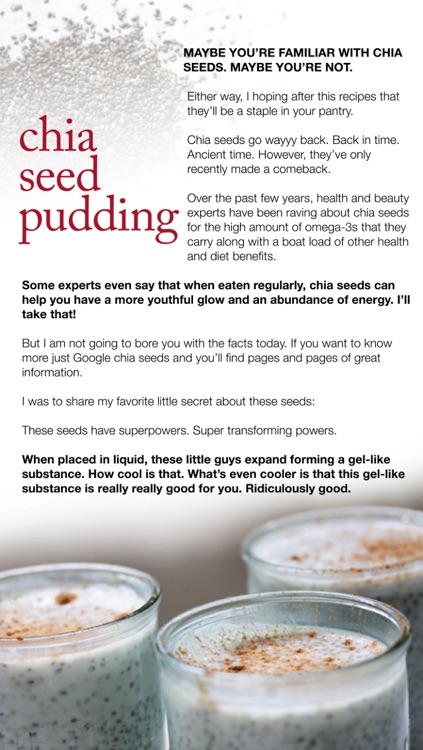 Healthy Recipes Magazine - Gluten-Free Recipes, Healthy Snacks, and Healthy Eating Tips screenshot-3