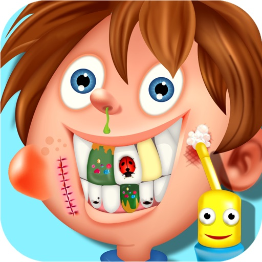 Dent Doctor, Dentist And tongue Fun Pack Game For kids, Family, Boy And Girls