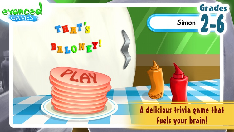 That's Baloney! Kids Quiz Game