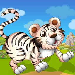 A Super Tiny Tiger Run World Adventure Free Game