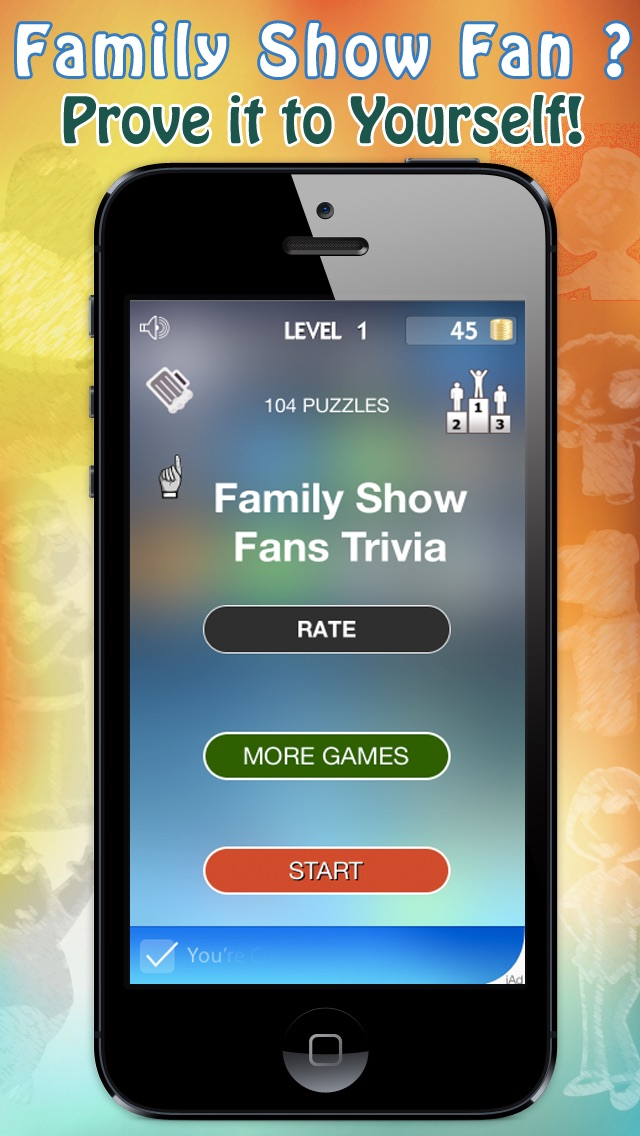 Family Show Fans Trivia – TV Guy Answers Quiz | App Price Drops