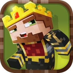 RunCraft - Game of Thrones Edition (Block/Pixel style running game)