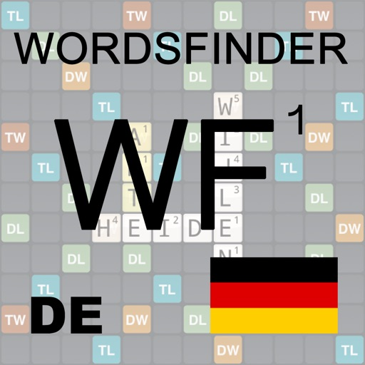Words Finder Wordfeud Deutsch/German - find the best words for Wordfeud, crossword and cryptogram