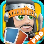 迷你掌上十字军战士骑士和笨拙的怪兽PRO - 免费冒险游戏 Mini Pocket Crusade Warrior Knights PRO