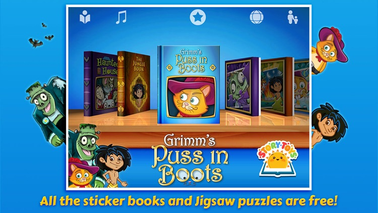 The Awesome Collection - Interactive Books, Jigsaws and Stickers