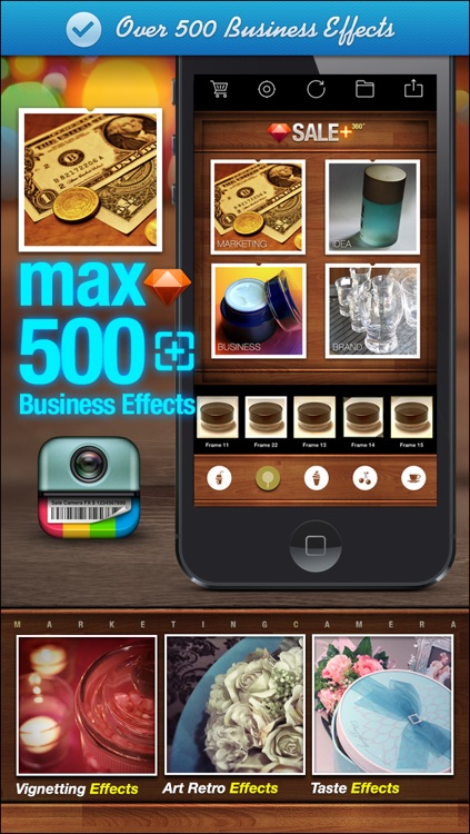 SALE Camera Ultimate - business marketing camera effects plus photo editor