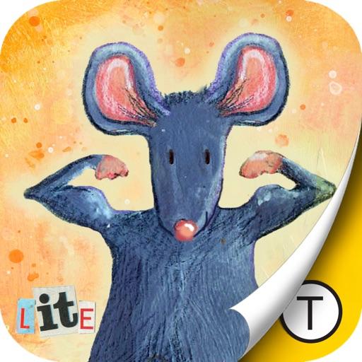Fierce Grey Mouse Lite