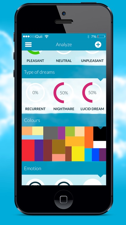 Dreamboard, the safe and secure self-tracking dream journal screenshot-4