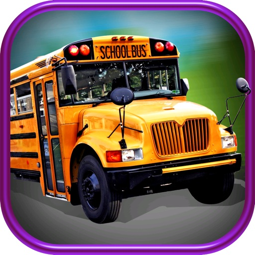 3D School Bus Driving Racing Game For Boys Teens And Kids By Cool Race Games FREE iOS App