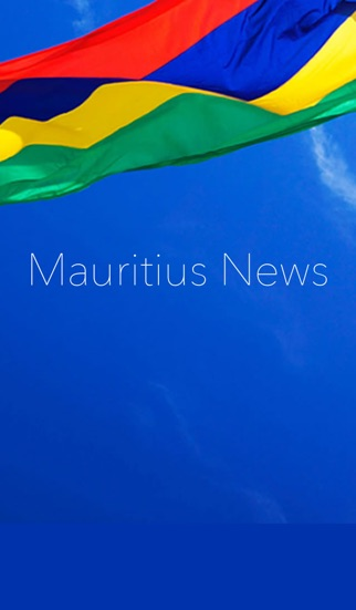 Mauritius News screenshot one