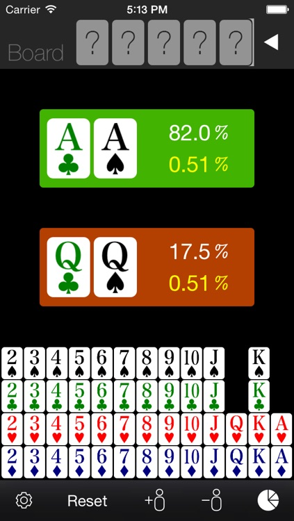 Odds Calculator Poker