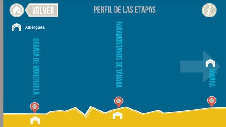 Camino de Santiago sanabrés desde la Vía de la Plata. Granja de Moreruela - Santiago screenshot-4