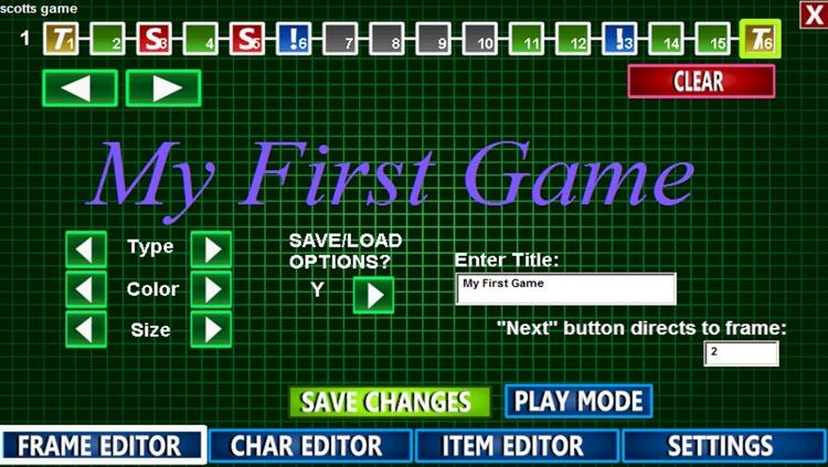 8-Bit RPG Creator Basic screenshot-4