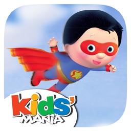 P'tit Héros – Super-Héros
