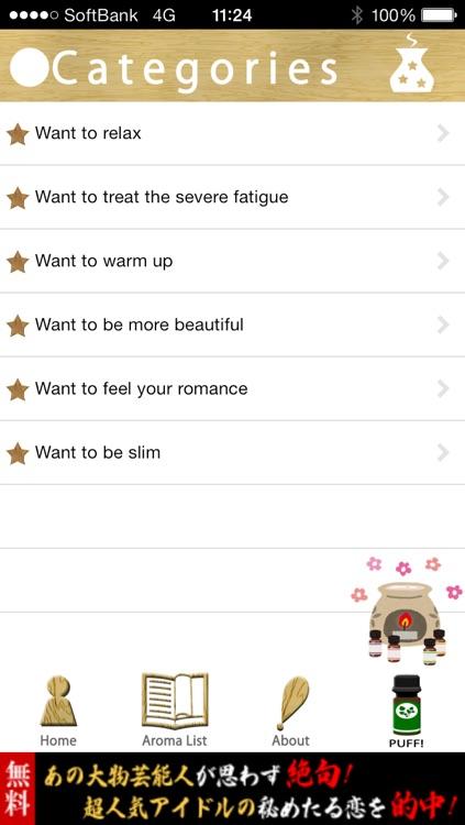 Chat-aro - Aroma Coordination