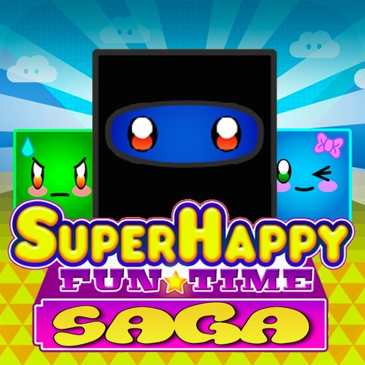 Super Happy Fun Time Saga