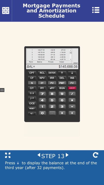 Pearson Financial Calculator screenshot-4