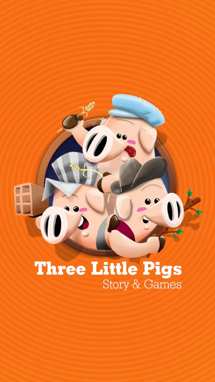 Three Little Pigs - Story & Games screenshot-4