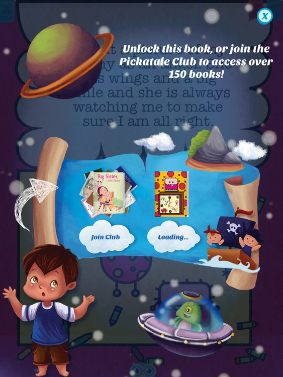 My Book - Have fun with Pickatale while learning how to read. screenshot-4