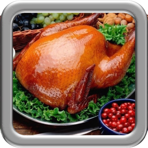 Christmas Food Cooking: Delicious Bake Turkey - Awesome Realistic Cook For Girl & Boy Free