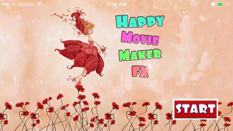 Happy Movie Maker FX