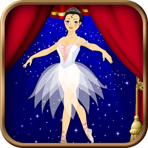 Beautiful Ballerina Princess Dress up Game