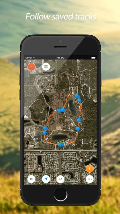 Track Kit - GPS Tracker with offline maps screenshot-3