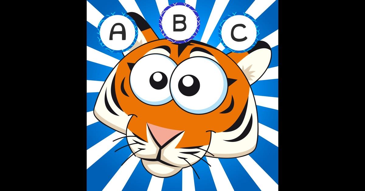 abc savannah spiel f r kinder lernen w rter und das alphabet mit tieren der safari w ste und. Black Bedroom Furniture Sets. Home Design Ideas