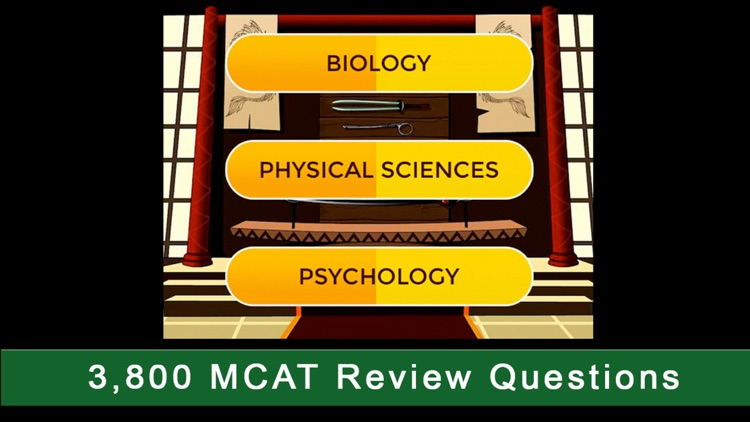 MCAT Review: Biology, Psychology, & Physical Sciences (FULL) screenshot-0