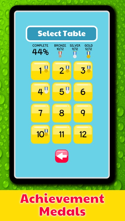Times Tables Speed Test – Become a Master of Multiplication! screenshot-3