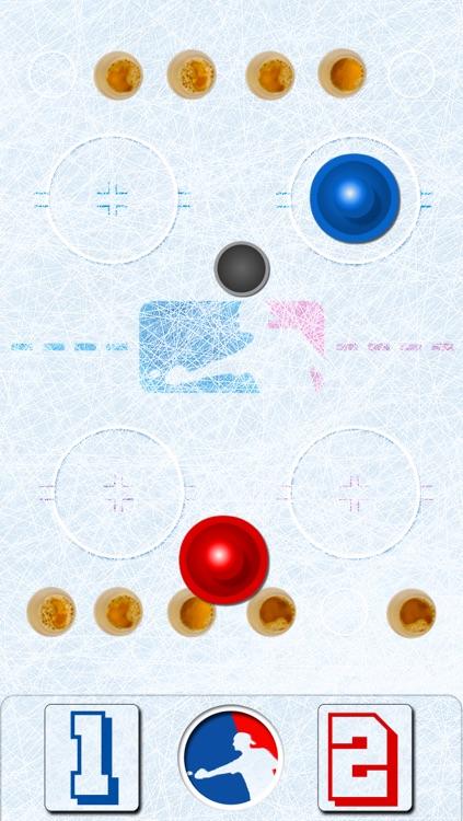 AlcoHockey - Drinking Game - Canadian variation of beer pong - Ice Air hockey - Alchockey screenshot-3