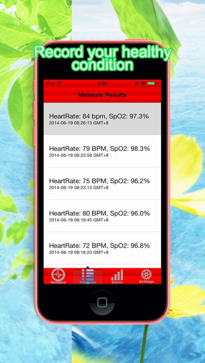 Instant Pulse Oximeter screenshot-3