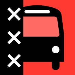 Pocket Amsterdam - Public transit routes for Amsterdam