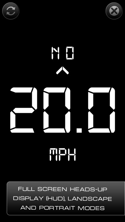 Speedometer GPS Tracker+ HUD and Track information screenshot-4