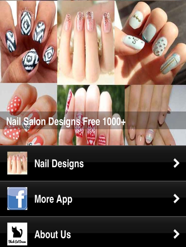 Nail Salon Designs Free on the App Store