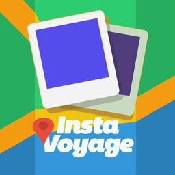Voyage Camera - Show places your traveling in your photo