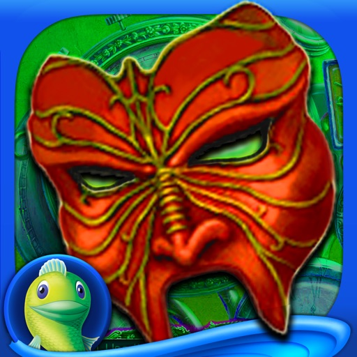 Edgar Allan Poe's The Masque of the Red Death: Dark Tales HD - A Hidden Object Adventure icon
