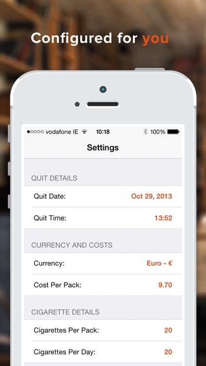 kickit 2 - Quit Smoking, Incentivized screenshot-3