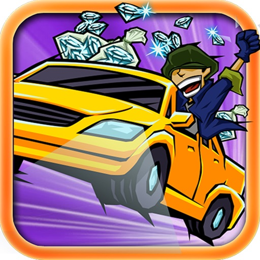 Fast Fun Getaway - High speed police chase