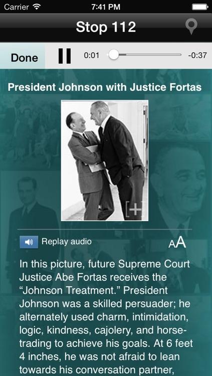 LBJ Presidential Library screenshot-4