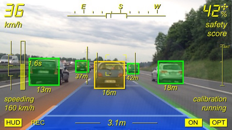 Augmented Driving screenshot-1