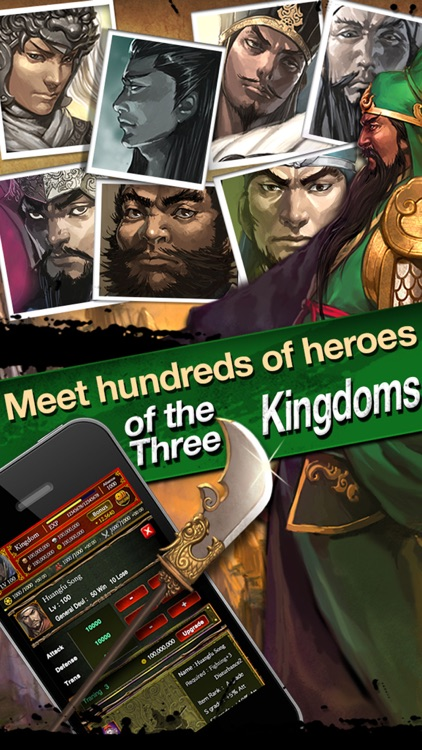 Three Kingdoms Heroes screenshot-3