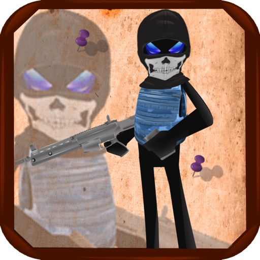 A Crazy Army Stickman - eXtreme Sniper Assassin Shooter Edition