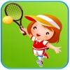 アクション テニス チャレンジ ゲーム: 無料スポーツ ゲーム: 最高 楽しい iphone と ipad 用アプリ - iPhoneアプリ