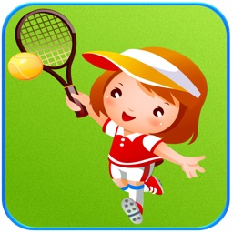 A Tennis Quick Match 3d Sports Skill Games for Free!