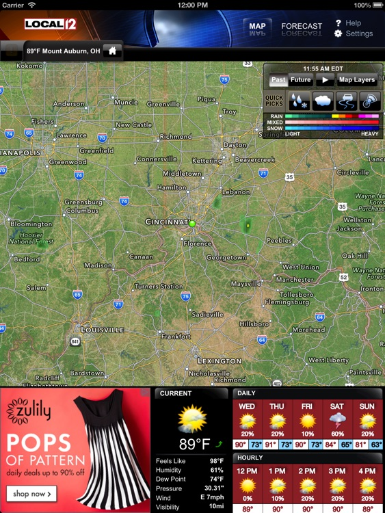 WKRC WX for iPad